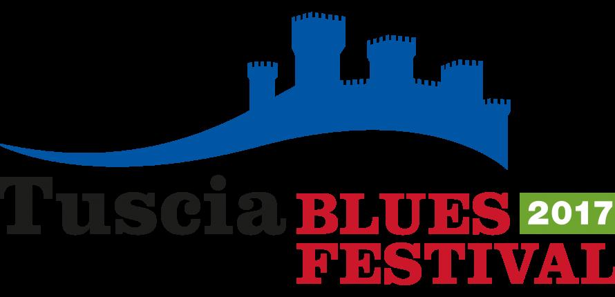 Tuscia Blues Festival Logo PNG