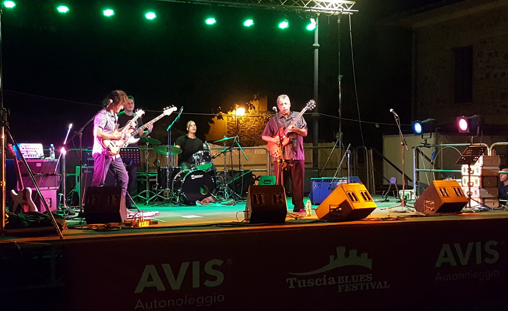 Tuscia Blues Festival 2017 Chris Cain