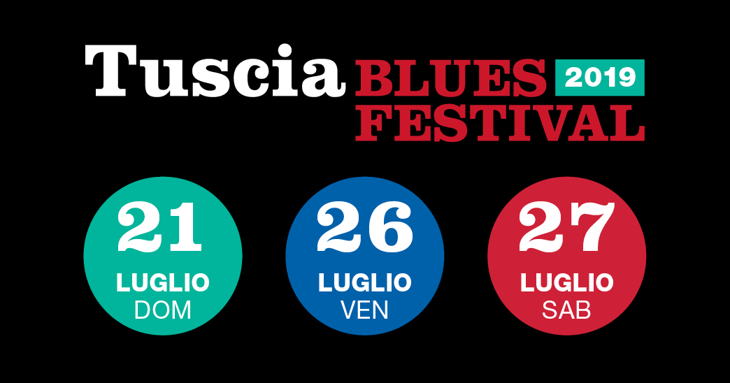 Tuscia Blues Festival 2019