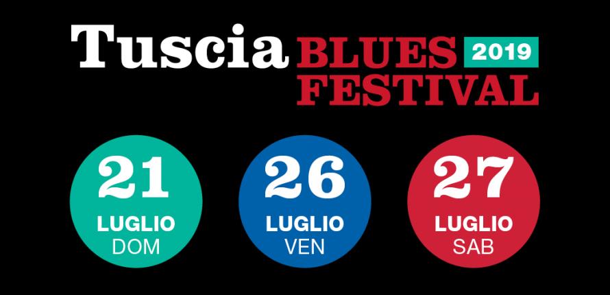Tuscia Blues Festival 2019